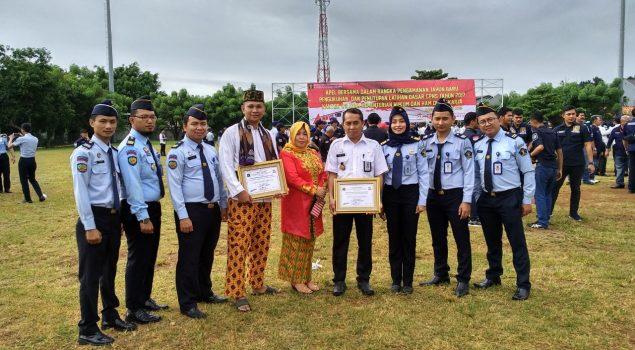 LPKA Jakarta Raih 2 Penghargaan dari Kakanwil DKI Jakarta