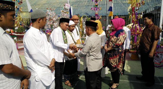 Khatam Al Quran, WBP Rutan Majene Raih Penghargaan