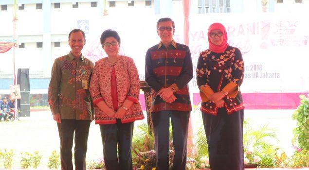 LPN Jakarta Gelar Peringatan Hari AIDS Sedunia Tahun 2018