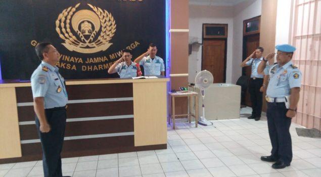 Kakanwil Sulsel Tinjau Layanan & Sarpras Rutan Manado