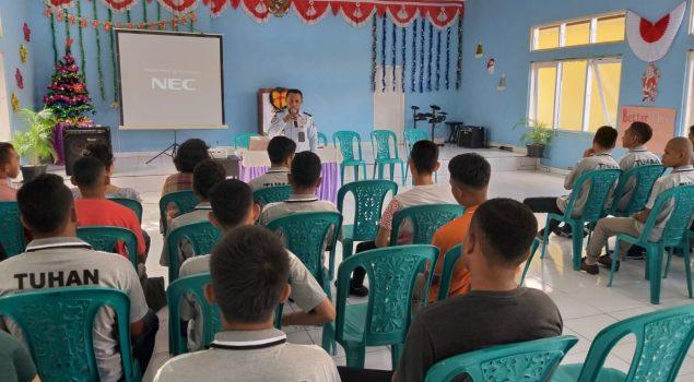 FSP Berbagi Ilmu dengan Anak LPKA Kupang