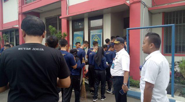 CPNS Kanwil Yogya Junjung Tinggi Tata Nilai PASTI