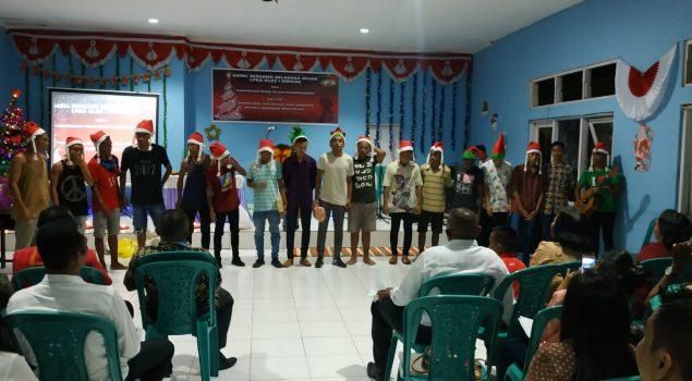 Perayaan Natal Bersama di LPKA Kupang Angkat Makna Kesederhanaan