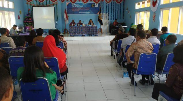 LPKA Kupang & PKBI NTT Gelar Seminar Implemasi UU SPPA