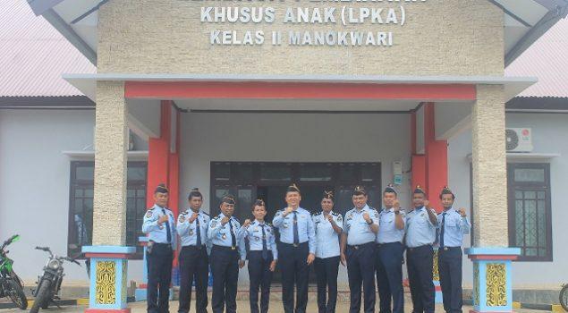 Menkumham Resmikan Operasional LPKA Manokwari