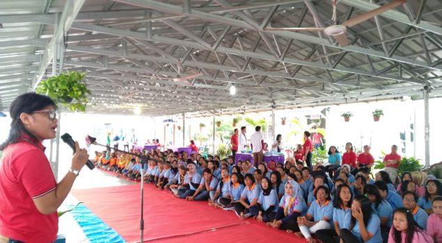 WBP LPP Lampung Jalani Pemeriksaan VCT & Konseling