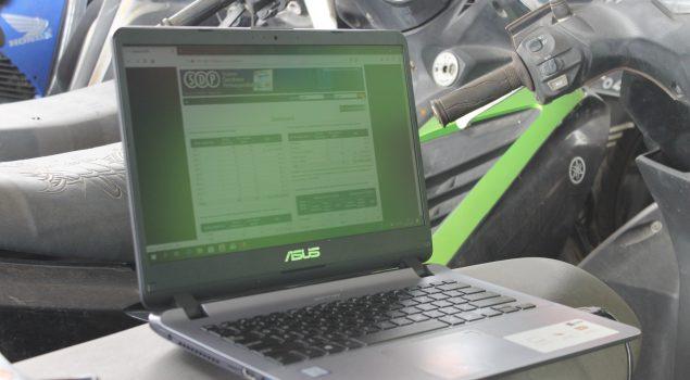 Rupbasan Jakbar & Tangerang Mulai Terapkan Sistem Barcode