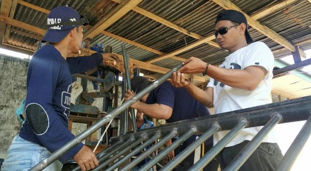Cegah Gangguan Kamtib, Lapas Watampone Buat Pintu Putar