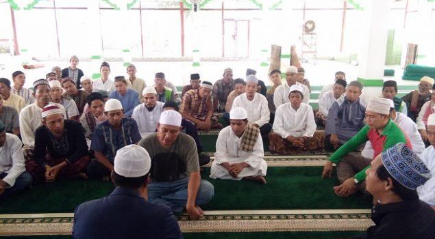 Satu WBP Lapas Banyuasin Mantap Ucapkan Syahadat