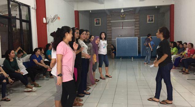 LPP Jakarta Bentuk Tim Paduan Suara WBP