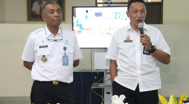 Kadiv PAS Maluku: Tahun 2019 Petugas Pemasyarakatan Harus Lebih Baik