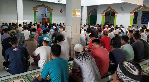 Qari WBP Pandu Dzikir & Doa Bersama di Lapas Watampone