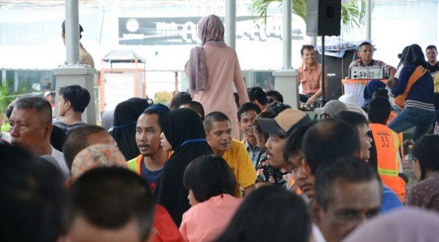 Kunjungan Langsung WBP, Apresiasi LPN Jakarta Terhadap Pengunjung Lapas