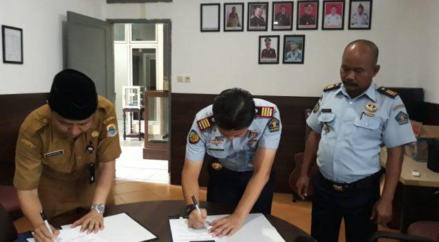 Rutan Rangkasbitung Jalin PKS dengan STAI Wasilatul Falah