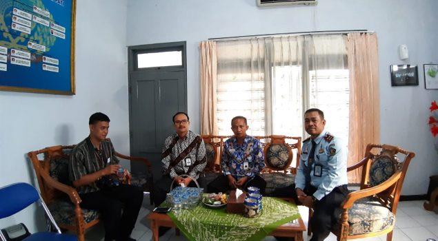 Ketua Ombudsman Perwakilan Jateng Puji Pelayanan Bapas Pati