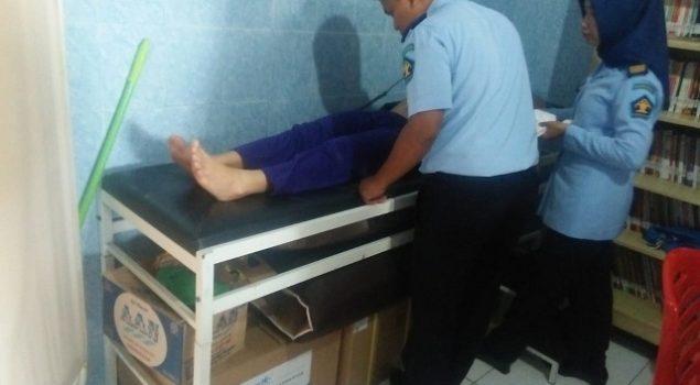 Rutan Bantaeng Berikan Perhatian Khusus bagi WBP Hamil