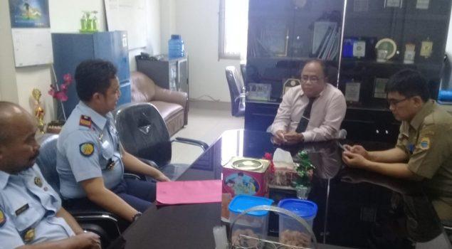 Rutan Rangkasbitung & Disdukcapil Lebak Sepakat Wujudkan e-KTP WBP