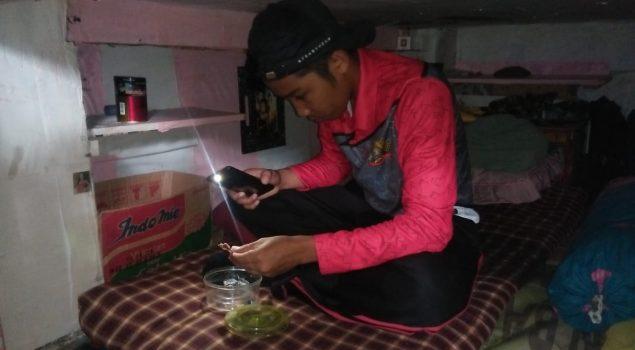 Petugas Rutan Bantaeng Geledah WBP Demi Cegah Peredaran Narkoba