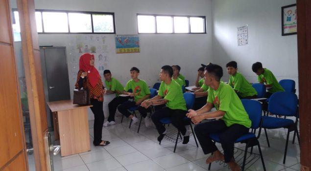 LPKA Bandar Lampung Berguru ke LPKA Bandung