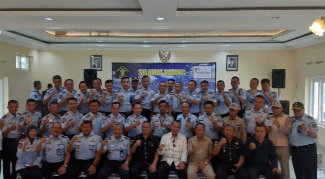 28 Ka. UPT se-Jabar Studi Banding ke Nusakambangan