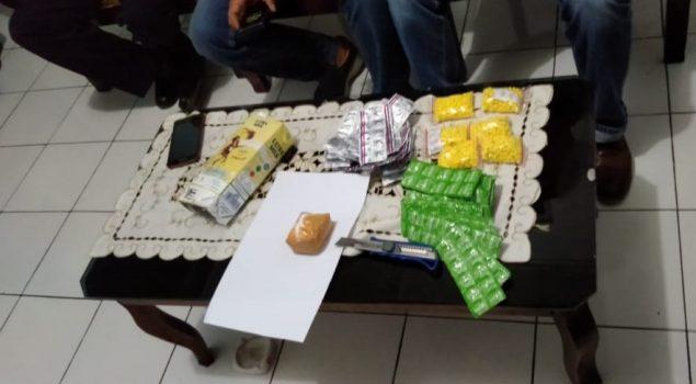 Petugas & CPNS Lapas Semarang Gagalkan Penyelundupan Narkoba