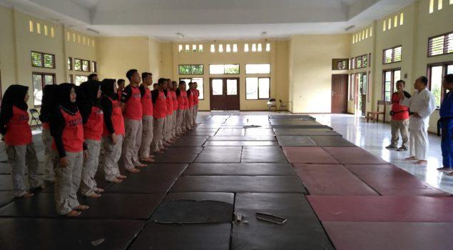 Satgas Kamtib Divisi PAS & UPT PAS se-Bandar Lampung Latihan Fisik di SPN Kemiling