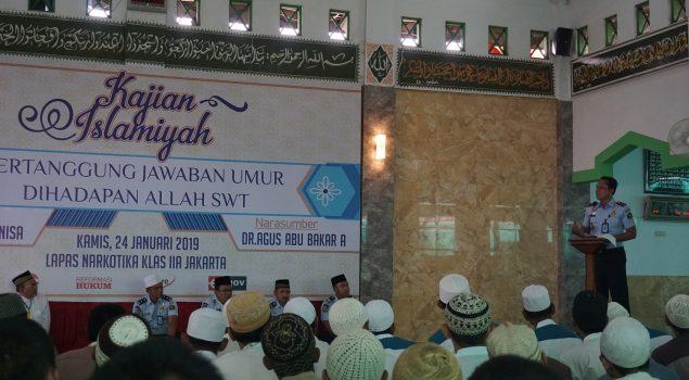 LPN Jakarta Kembali Gelar Pengajian Kajian Islamiyah bersama Majelis Taklim An-Nisa