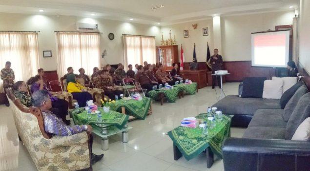 Kakanwil Bali Kunjungi Lapas Kerobokan
