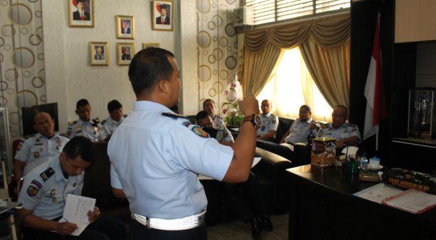 Kalapas Pekanbaru: Program Kerja Jangan Berlebihan, Yang Penting Tepat Sasaran