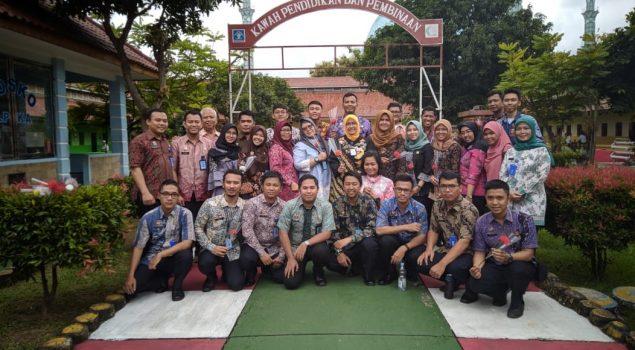 PK Pertama Bapas Jaktim-Utara Pelajari Pembinaan di LPKA Tangerang