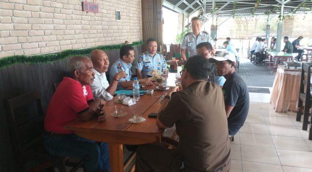 Rutan Manado Koordinasikan Langkah Progresif Penanggulangan Narkoba dengan BNNP Sulut
