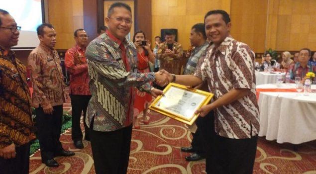 Rutan Manado Peringkat III Penyerapan Anggaran Tahun 2018