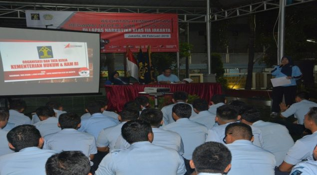 Pembaretan ASN LPN Jakarta Ajarkan Perjuangan & Jiwa Korsa