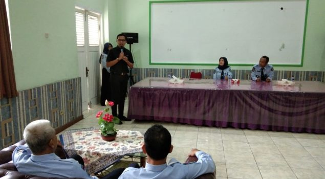 Technical Training Level 1 Tempa Anak LPKA Tangerang