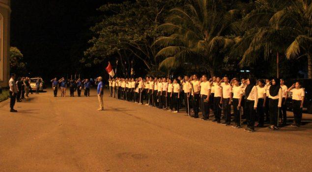 Napaktilas CPNS Dilanjutkan dengan Deklarasi Janji Kinerja Petugas PAS Maluku Bebas Halinar