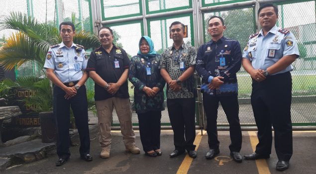 LPP Jakarta Belajar ke Lapas Cibinong Demi Raih WBK
