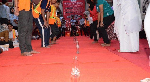 Sosialisasi Menuju WBK, LPN Jakarta Gelar Family Gathering WBP