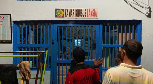 Datangi Lapas Pekanbaru, Kadiv PAS Riau Tegaskan Langkah Progresif Pemberantasan Narkoba