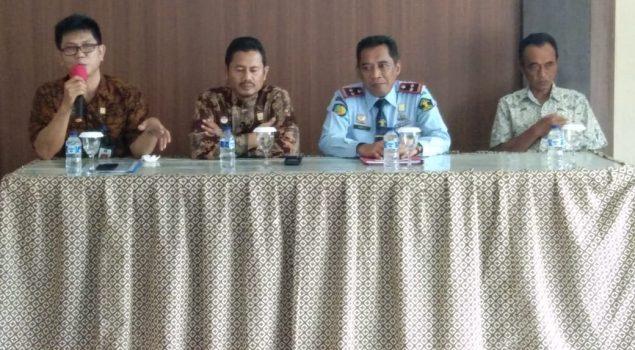 Sosialisasi Tim Divisi PAS Kalbar Optimalkan SDP di Bapas Pontianak