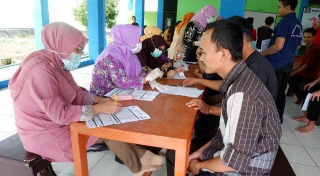 Klinik Rutan Tangerang Gelar Penyuluhan & Skrining HIV