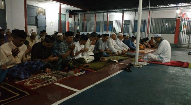 Rutan Bantaeng Kembali Gelar Dzikir & Doa Bersama