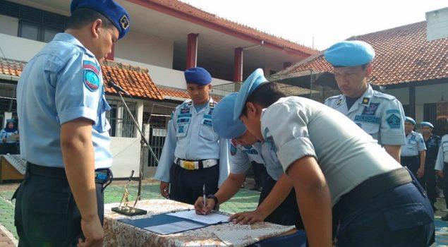 Petugas Rutan Pemalang Deklarasikan Bebas Halinar