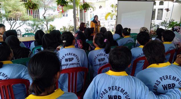 Penyuluhan & Fogging Cegah DBD di LPP Bandar Lampung