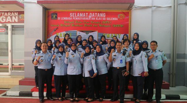 Demi WBK, LPP Jakarta Kejar Ilmu ke Lapas Salemba