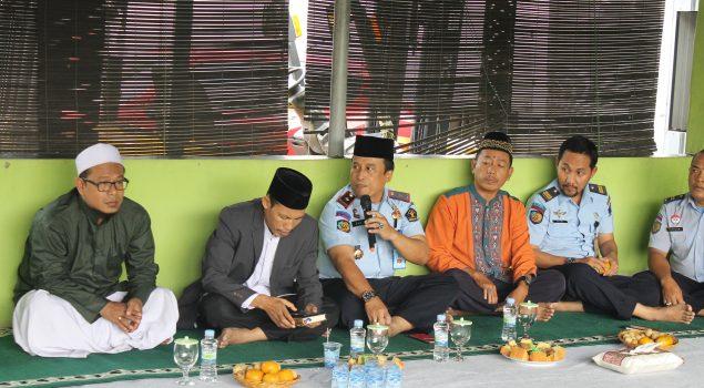 Pengajian & Doa Bersama Perdalam Keimanan Petugas Rupbasan Jakbar & Tangerang