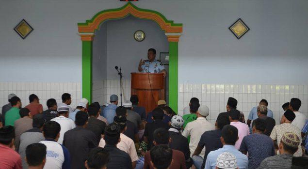 Kalapas Watampone Ajak WBP Berkomitmen Wujudkan WBK