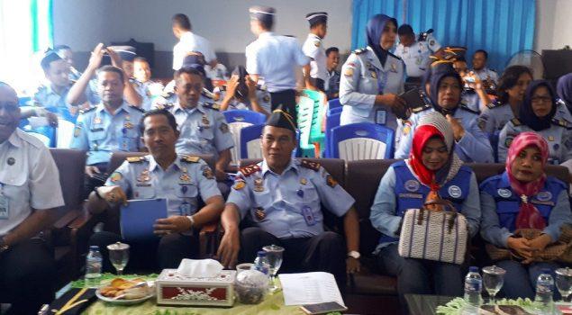 Kadiv PAS Maluku Utara Ingatkan Komitmen Petugas Berantas Narkoba