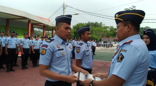 Rutan Tangerang Berkomitmen Anti Narkoba