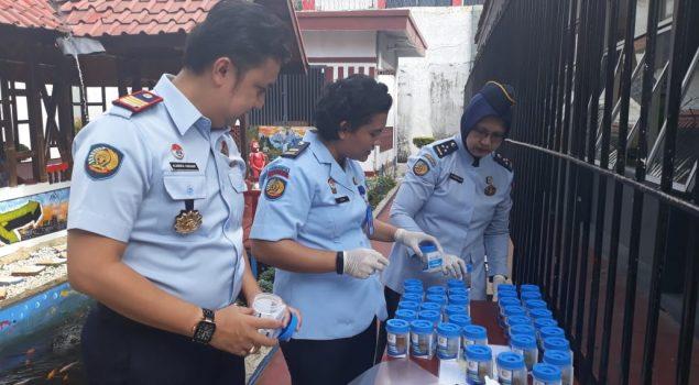Tes Urin di Rutan Rangkasbitung, Langkah Progresif Berantas Narkoba