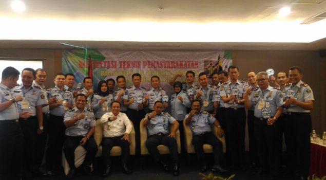 Kakanwil Lampung: Petugas PAS Harus Berkomitmen Putus Jaringan Narkoba